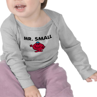 Mr Small Classic Tee Shirts