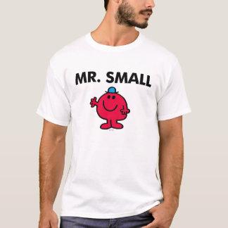 Mr. Small Waving Hello T-Shirt