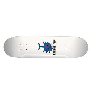Mr Sneeze Classic Skate Board Deck