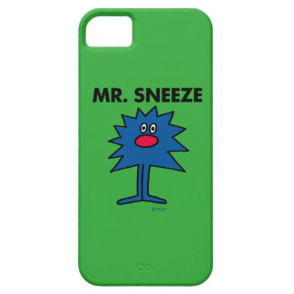 Mr. Sneeze | Jagged-Edged Body iPhone 5 Cover