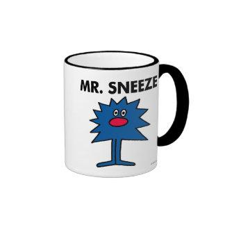 Mr. Sneeze | Jagged-Edged Body Ringer Mug