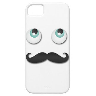 Mr stache case for the iPhone 5