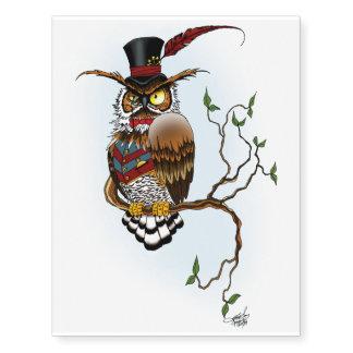 Mr. Steam Owl
