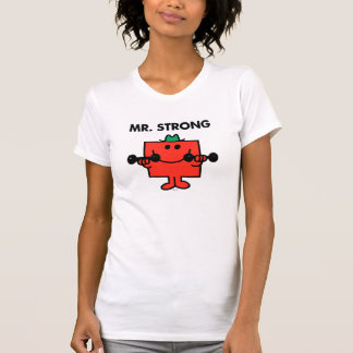 Mr. Strong | Lifting Weights Shirts