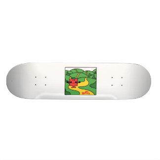 Mr. Strong | Woodland Workout Skateboard Decks