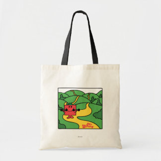 Mr. Strong | Woodland Workout Budget Tote Bag