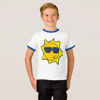 Mr Summer Sun T-Shirt