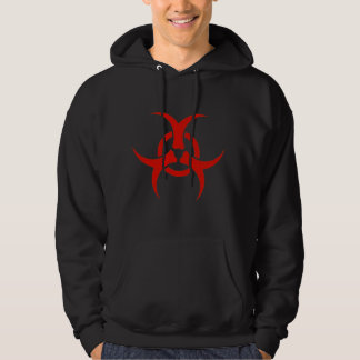 Mr. T 's Personal Training Biohazard Hoodie