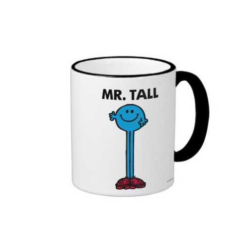 Mr Tall Classic Coffee Mug