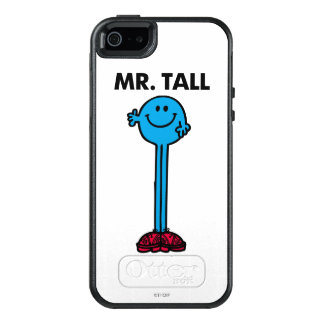 Mr. Tall | Standing Tall OtterBox iPhone 5/5s/SE Case