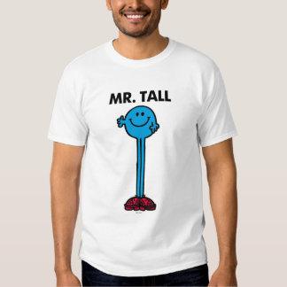 Mr. Tall | Standing Tall T-Shirt