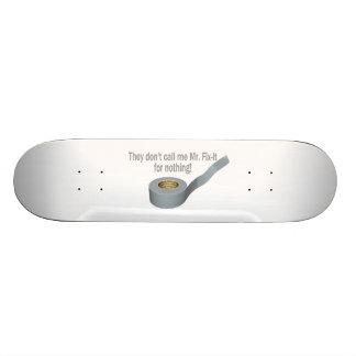 Mr Tape Fix It Skate Decks