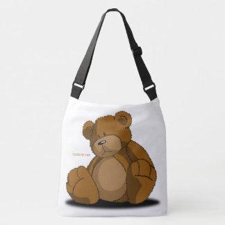 Mr. Teddy Crossbody Bag