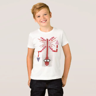 Mr Thermostat No Background Kid's T-Shirt