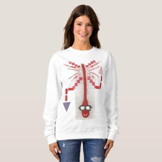 Mr Thermostat No Background Women's Jumper Sweatshirt