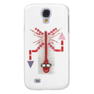 Mr Thermostat Samsung Galaxy S4 Case