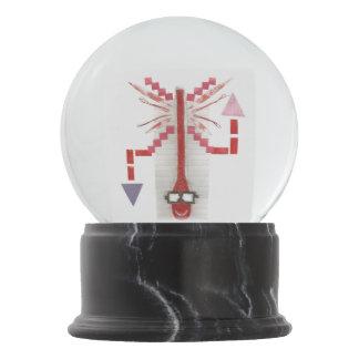 Mr Thermostat Snowglobe