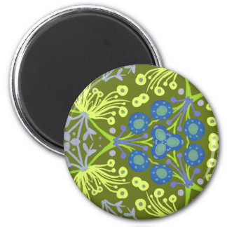 Mr Thicket 6 Cm Round Magnet