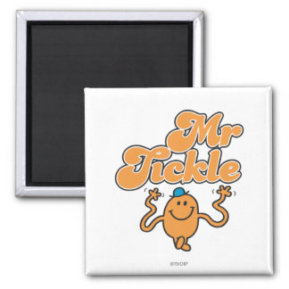 Mr. Tickle | Jiggling Arms Magnet