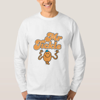 Mr. Tickle | Jiggling Arms T-Shirt