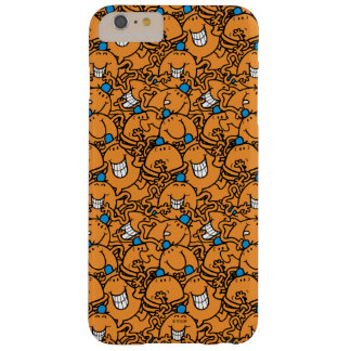 Mr Tickle   Orange Tickle Pattern Barely There iPhone 6 Plus Case