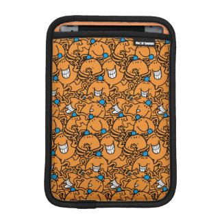 Mr Tickle | Orange Tickle Pattern iPad Mini Sleeve
