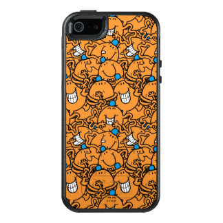 Mr Tickle | Orange Tickle Pattern OtterBox iPhone 5/5s/SE Case