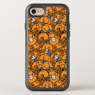 Mr Tickle | Orange Tickle Pattern OtterBox Symmetry iPhone 8/7 Case