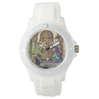 Mr Toad and Alice in Wonderland Watch