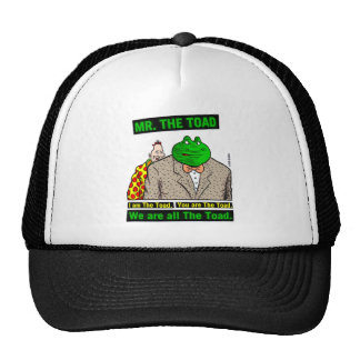 Mr Toad Hat
