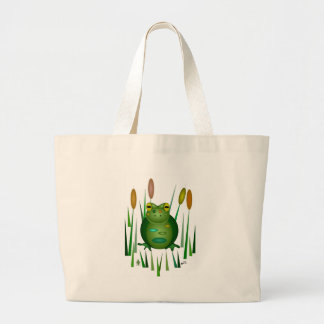 Mr. Toad Large Tote Bag