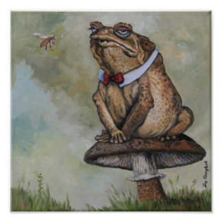 Mr. Toad Poster