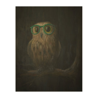 Mr. Toodles Wood Wall Art Wood Canvases