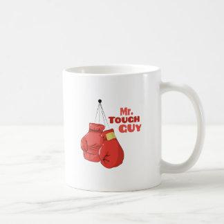 Mr. Tough Guy Basic White Mug