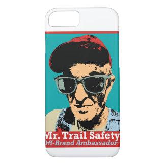 Mr Trail Safety, Off-Brand Ambassador iPhone 7 Case
