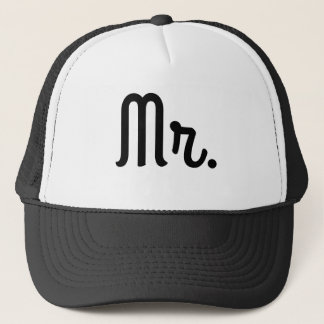 Mr. Trucker Hat