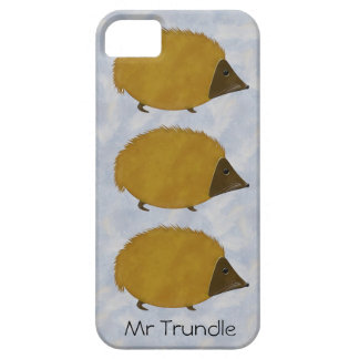 Mr Trundle iPhone 5 Cover