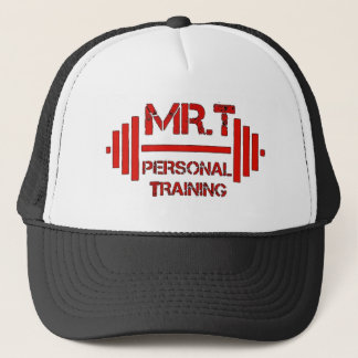 Mr.T's Personal Training Red Hat