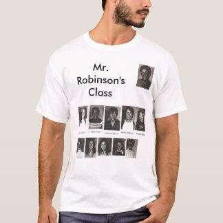 Mr. W. Robinson's Class T-Shirt