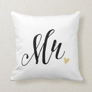 Mr. Wedding,Anniversary Cushion
