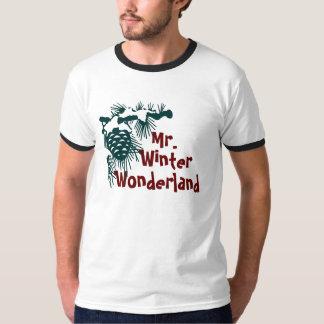 Mr. Winter Wonderland Tees