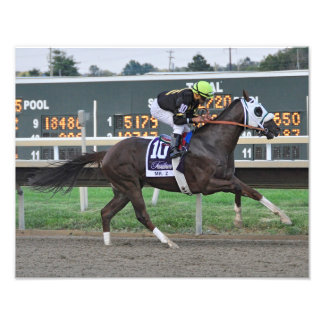 Mr. Z Pennsylvania Derby Photographic Print