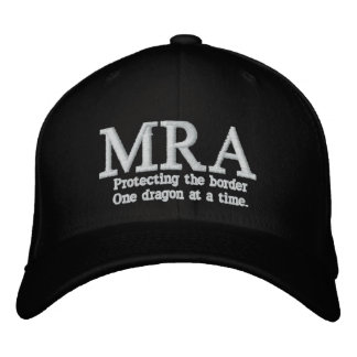 MRA Hat Embroidered Baseball Cap