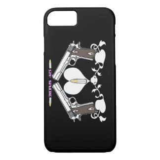 MRS. 45mm iPhone 7 Case