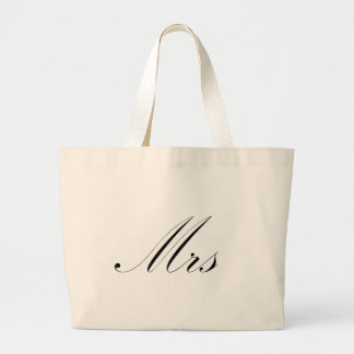 Mrs Tote Bags