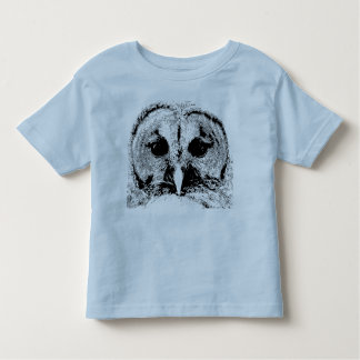 Mrs Barred Owl - Toddler Tee