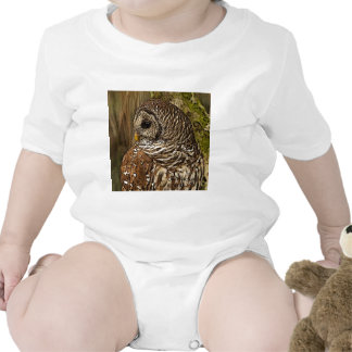 Mrs Barred Owl Rompers