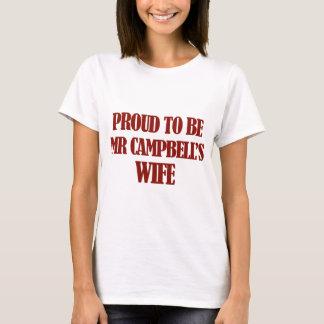 Mrs campbell designs T-Shirt