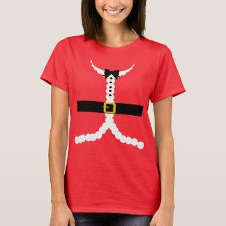 Mrs. Claus Costume Shirt