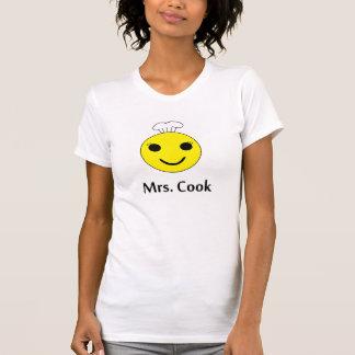 Mrs. Cook Tee Shirt
